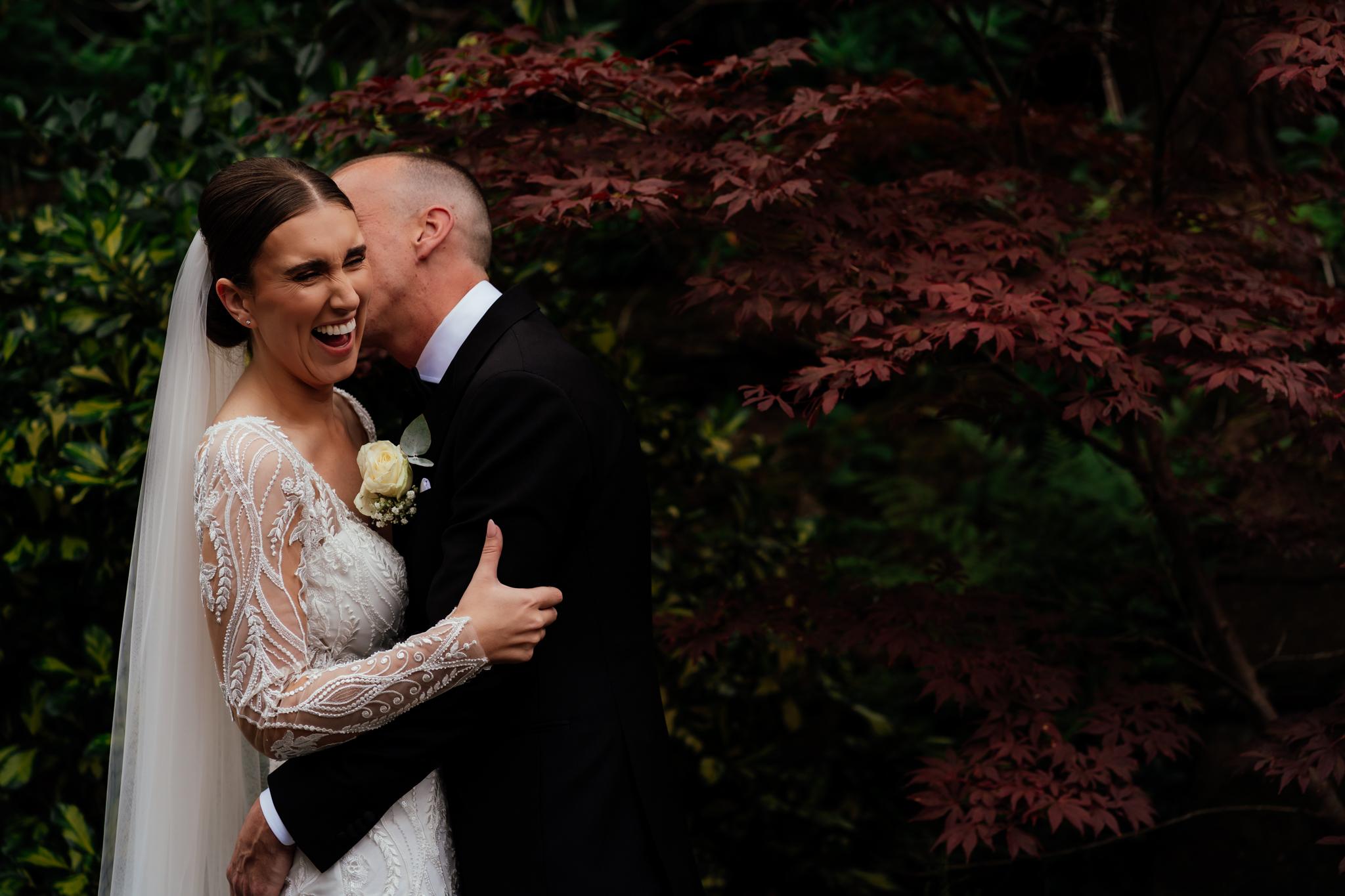 Hillbark Hotel Wedding Photography
