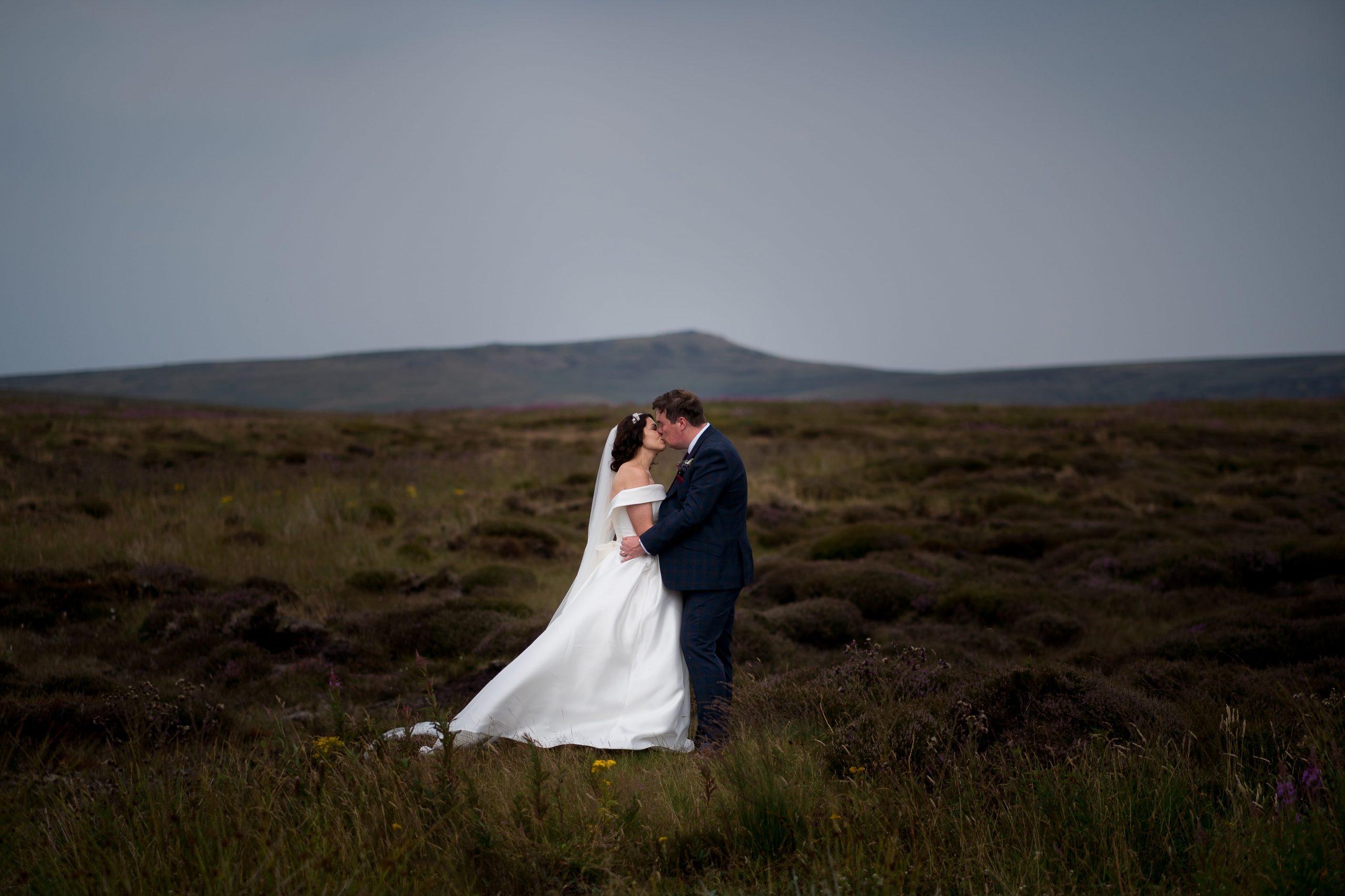 Yorkshire Moors Wedding
