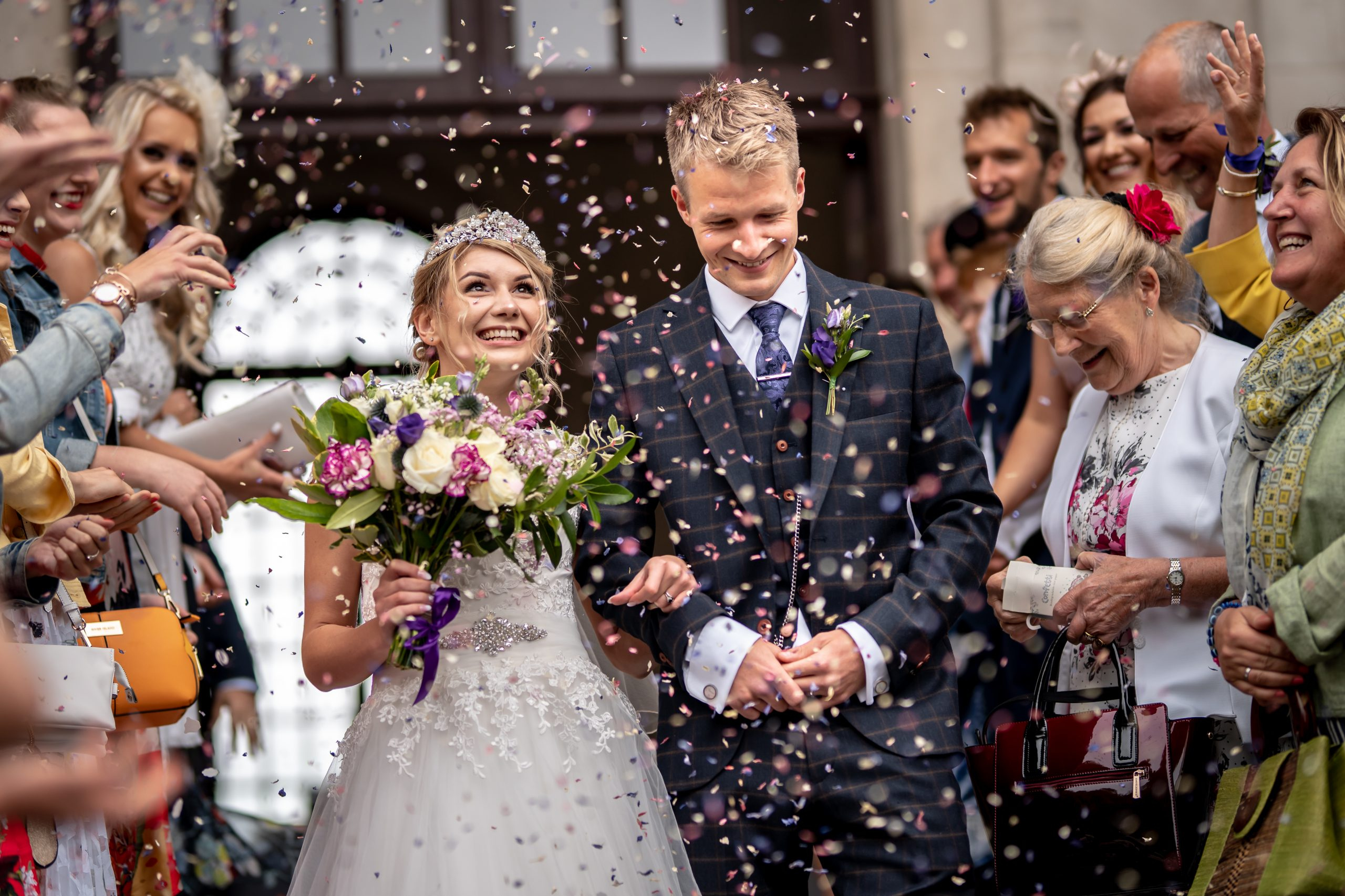 Ashton Memorial Wedding